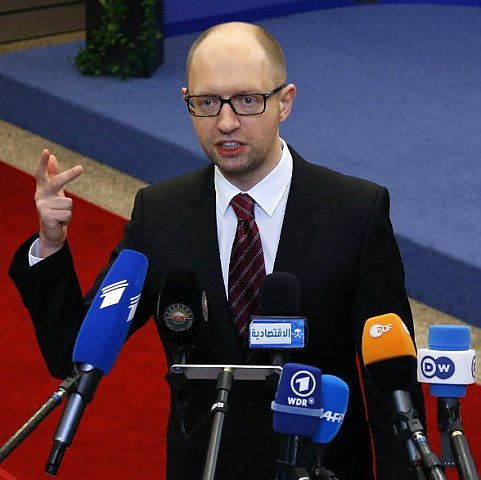 Яценюк пропонує проголосувати за нову